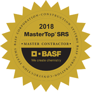 BASF Master Contractor UCRETE